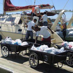 Einkaufen für Haiti